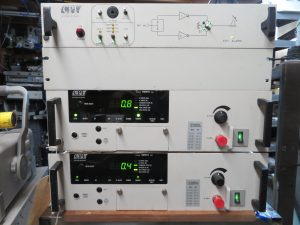 CPI VZU6997AD 400W Extended Ku-Band TWT Amplifiers