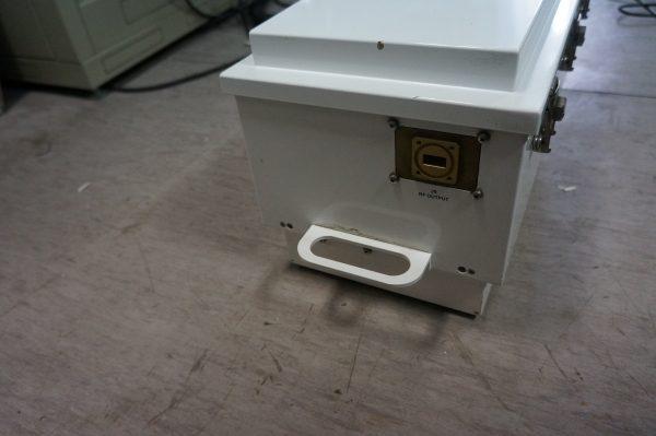 MCL Miteq 400W Ku-Band Antenna Mount TWT Amplifier-BUC, Model MT3400 (