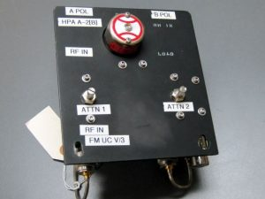 C-Band HPA Redundancy Switch 5