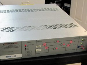 Used Vertex RSC-1200 1:2 Redundant System Controller