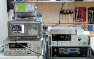 Satcom Test Equipment