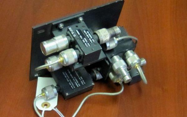 C-Band HPA Redundancy Switch 6