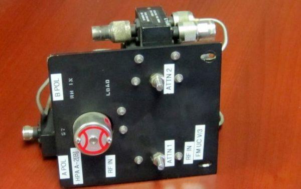C-Band HPA Redundancy Switch 8