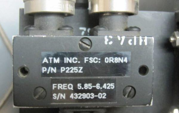 C-Band HPA Redundancy Switch 9