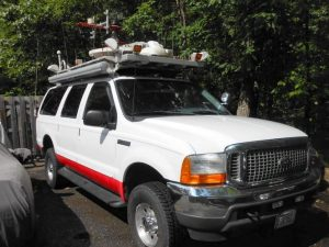 Ford-Excursion 1.2M-Ku-Band-Vsat-Communication-Vehicle