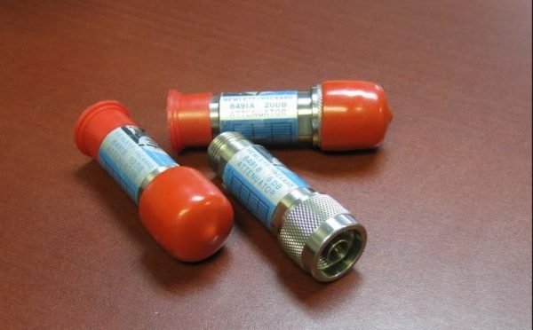 HP 8491 Coaxial Fixed Attenuator