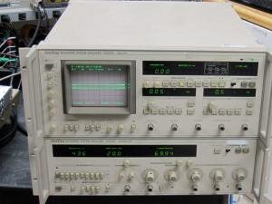 Anritsu ME538M Systems Analyzer
