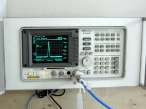 HP-8595E Spectrum Analyzer