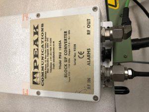 ND Satcom 300W DBS-Band SSPA