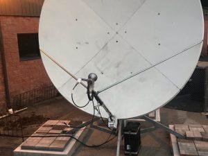 Prodelin series 1385 3.8M Ku-Band Non-Pen Mount Antenna