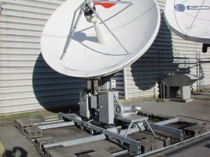 ASC-Signal 3.5M Ka-Ku-Band Earth Station Antenna