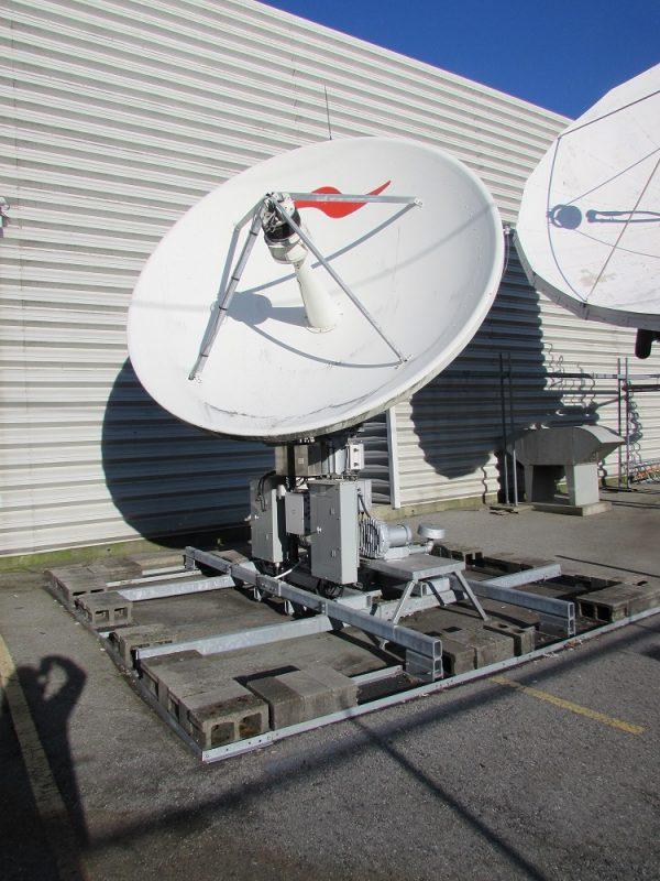ASC-Signal 3.5M Ka-Ku-Band Earth Station Antenna