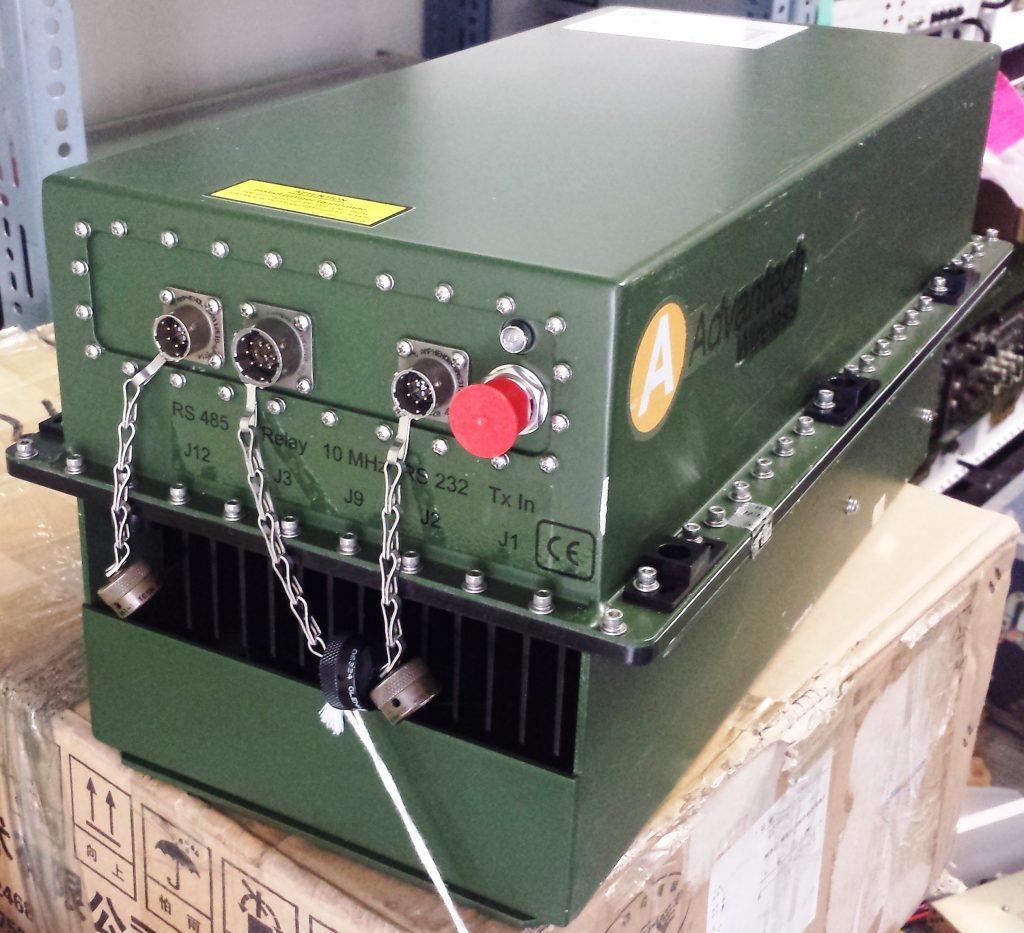 Advantech 40W Ku Extended Ku-Band SSPBM BUC