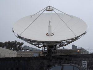 Vertex 9M 4-Port Ku-Band Motorization Earth Station Antenna