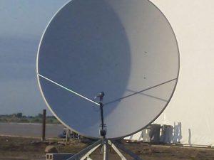 Brand New GDSatcom (Prodelin) 3.8M 2-Port Ku-Band Antenna