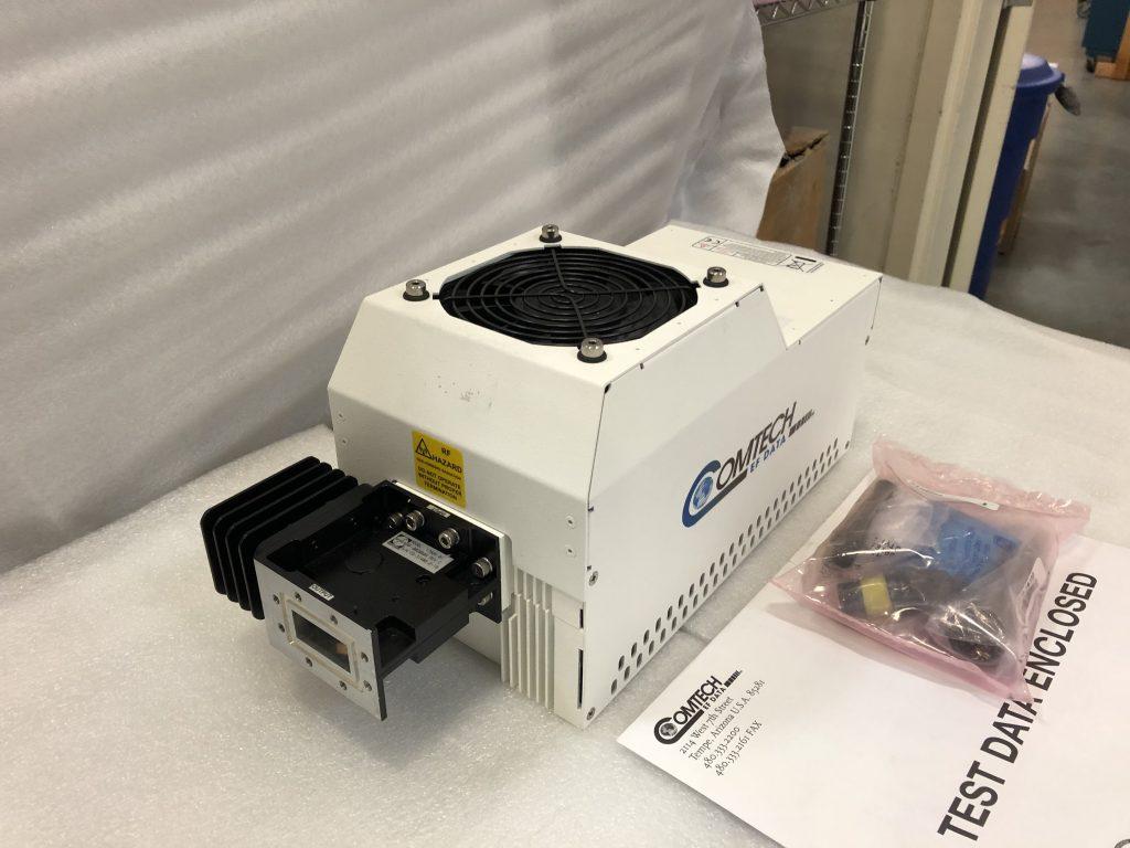 Comtech 60W Psat 50W P1dB C-Band LPOD BUC, 5.850-6.425 GHz - Brand New